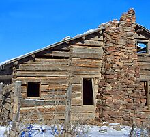 Camp Creek Homestead by CarrieAnn