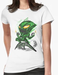 Happy Goblin! Womens Fitted T-Shirt