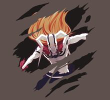 bleach ichigo hollow anime manga shirt by ToDum2Lov3