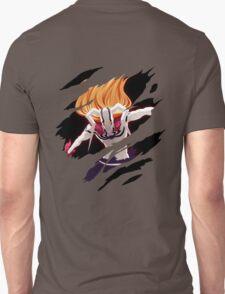 bleach ichigo hollow anime manga shirt T-Shirt