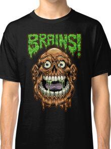 BRAINS! Classic T-Shirt