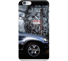 BMW Street Art iPhone Case/Skin