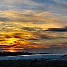 Lake Erie In January by Sheri Nye
