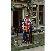 English B&B 1980s Photographic Print