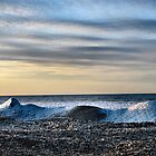 Lake Erie In January IV by Sheri Nye
