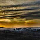 Lake Erie In January V by Sheri Nye