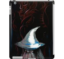 Gandalf Ponders the Quest iPad Case/Skin