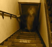 Ghost in the Stairwell by Catherine Altice