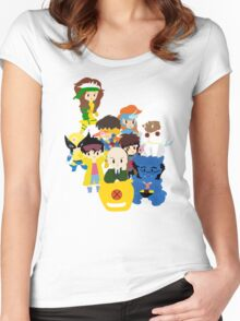 Classic X-men Women's Fitted Scoop T-Shirt