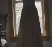 Bride at the Window by Catherine Altice