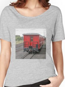 Cumbres & Toltec Passenger Car Women's Relaxed Fit T-Shirt