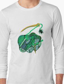 lio verde Long Sleeve T-Shirt