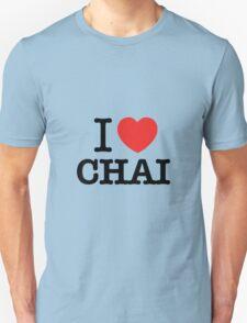 I Love CHAI T-Shirt