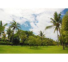 Bali Landscape 2 Photographic Print