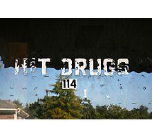 H&T Drugs Photographic Print