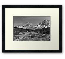 Tatra Mountains Framed Print