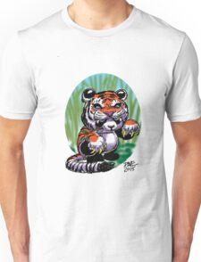 Tiger Panda... Feeling tough Unisex T-Shirt