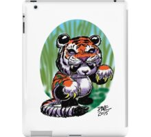 Tiger Panda... Feeling tough iPad Case/Skin