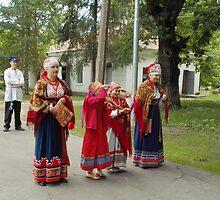 Wedding ceremony by karina5