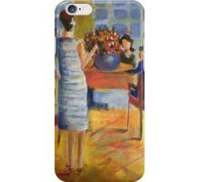 Afternoon tea party iPhone Case/Skin