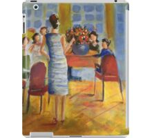 Afternoon tea party iPad Case/Skin