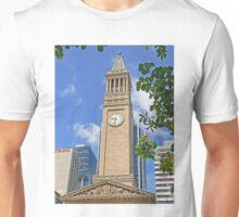 Brisbane City Hall Unisex T-Shirt