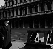 Strolling, Piazza San Marco by pmreed