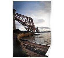 Forth Rail Bridge - Scotland Poster