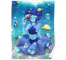 Ocean Gem  Poster