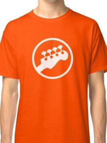 Bass Headstock T-shirt (Scott Pilgrim) Classic T-Shirt