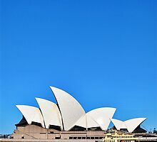 The Opera House. by PAPERPLAN