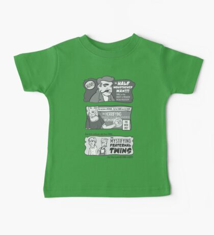The Lamest Show on Earth Baby Tee