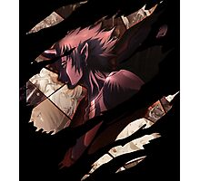 claymore priscilla anime manga shirt Photographic Print