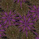 Dizzy Copper Paper by JamieLynnGW