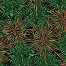 Dizzy Green Paper by JamieLynnGW