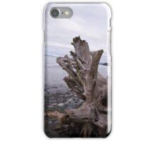 Driftwood - Oak Harbor, WA iPhone Case/Skin