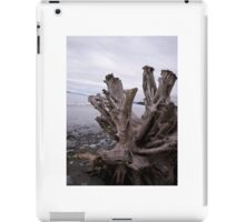 Driftwood - Oak Harbor, WA iPad Case/Skin