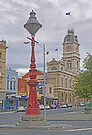 Ballarat Town Hall by Graeme  Hyde