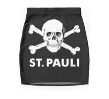St Pauli Totenkopf Mini Skirt