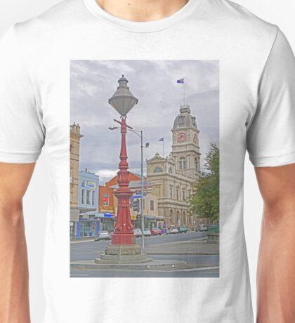 Ballarat Town Hall Unisex T-Shirt