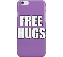 Bayley Free Hugs NXT iPhone Case/Skin