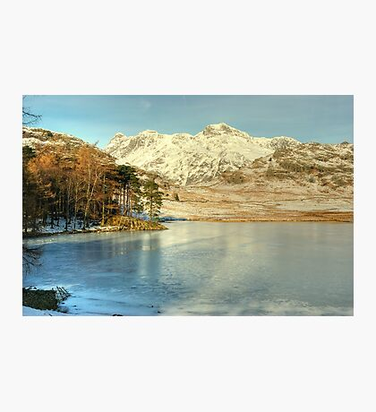 Blea Tarn , Langdale Photographic Print