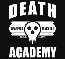 Death Weapon Meister Academy (White) by Soul-Circus