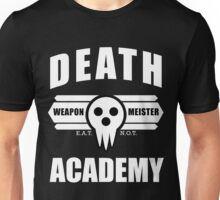 Death Weapon Meister Academy (White) Unisex T-Shirt