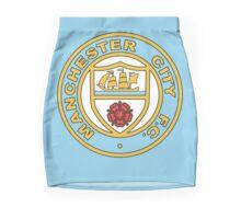 Manchester City Retro Logo Pencil Skirt