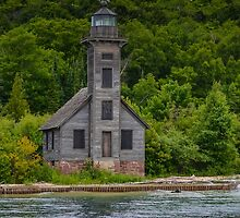The little light house by Kathryn Potempski