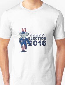 US Election 2016 Republican Mascot Thumbs Up Cartoon T-Shirt