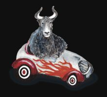 Yak on Wheels Kids Clothes