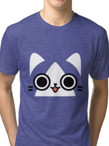 Felyne Friend Tri-blend T-Shirt