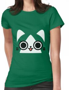 Felyne Friend Womens Fitted T-Shirt